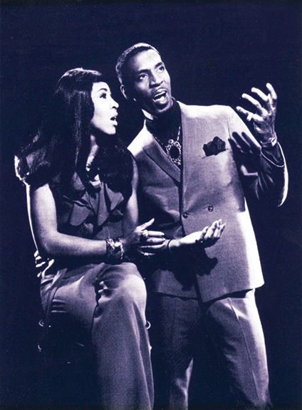 Ike and Tina Turner, about 1965 Courtesy of the West Tennessee Delta Heritage Center/Tina Turner Museum