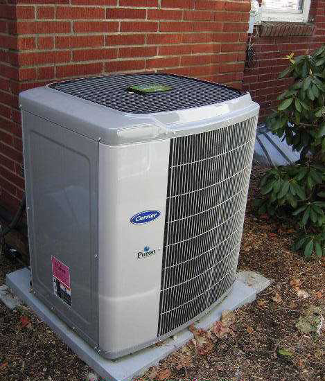 AC unit, installation, air-conditioning, AC myth, shade