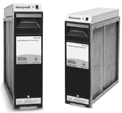Honeywell Electrostatic Air Cleaner
